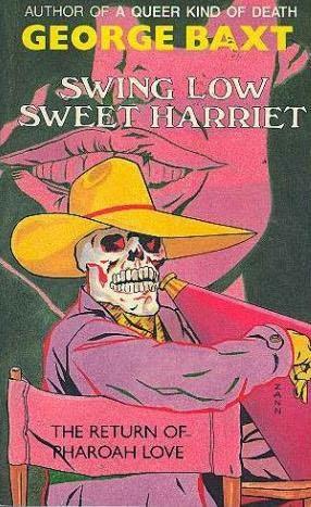 book cover of Swing Low, Sweet Harriet