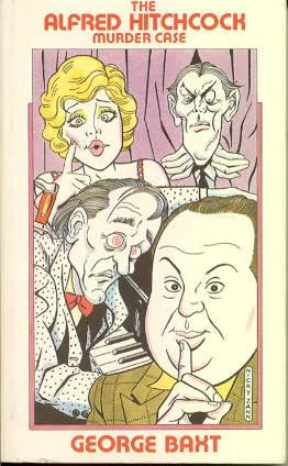 book cover of The Alfred Hitchcock Murder Case