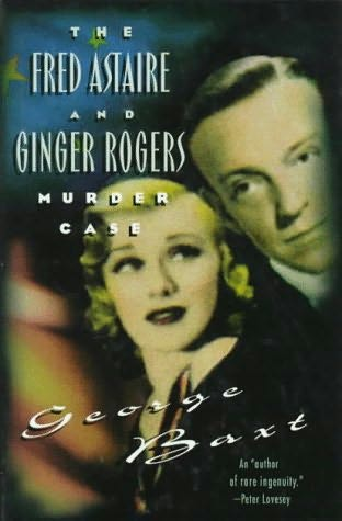 book cover of The Fred Astaire and Ginger Rogers Murder Case