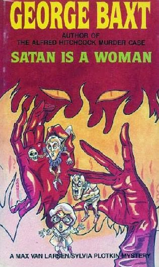 book cover of Satan Is a Woman