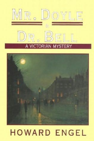 book cover of Mr. Doyle and Dr. Bell