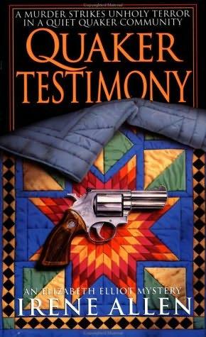 book cover of Quaker Testimony