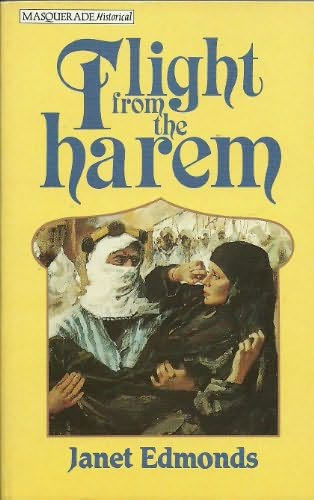 book cover of Flight from the Harem
