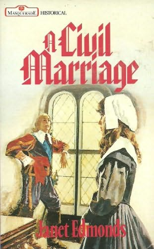 book cover of A Civil Marriage