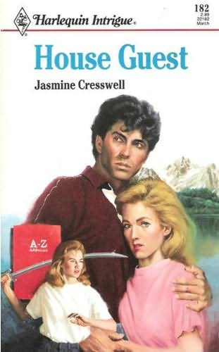 book cover of House Guest