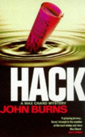book cover of Hack