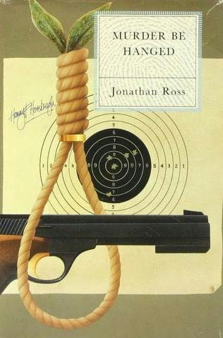book cover of Murder Be Hanged