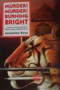 book cover of Murder! Murder! Burning Bright