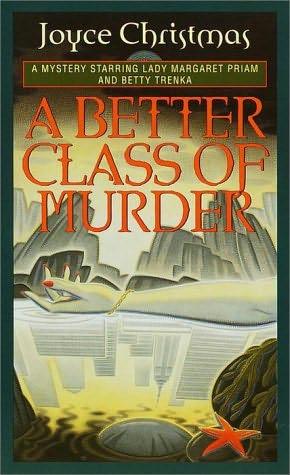 book cover of A Better Class of Murder