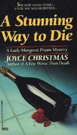 book cover of A Stunning Way to Die
