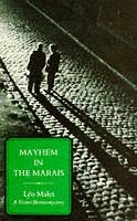 book cover of Mayhem in the Marais