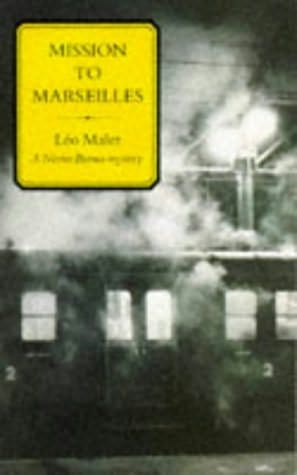 book cover of Mission to Marseilles