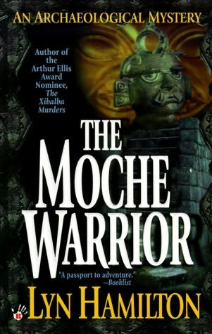 the moche warrior archeological mystery book 3 by lyn