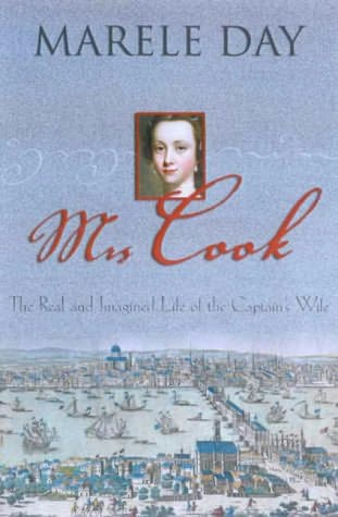 book cover of Mrs Cook