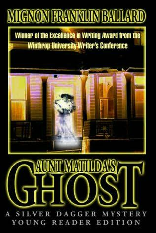 book cover of Aunt Matilda\'s Ghost