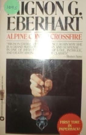 book cover of Alpine Condo Crossfire