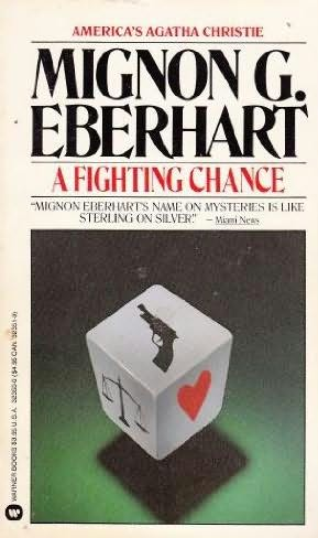 book cover of A Fighting Chance