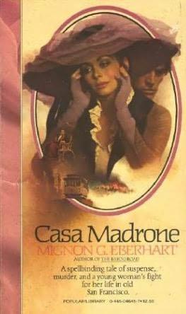 book cover of Casa Madrone