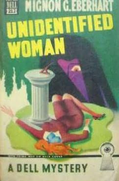 book cover of Unidentified Woman