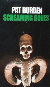 book cover of Screaming Bones