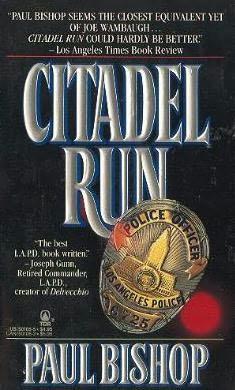 book cover of Citadel Run