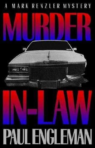 book cover of Murder In-Law