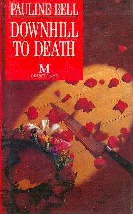 book cover of Downhill to Death