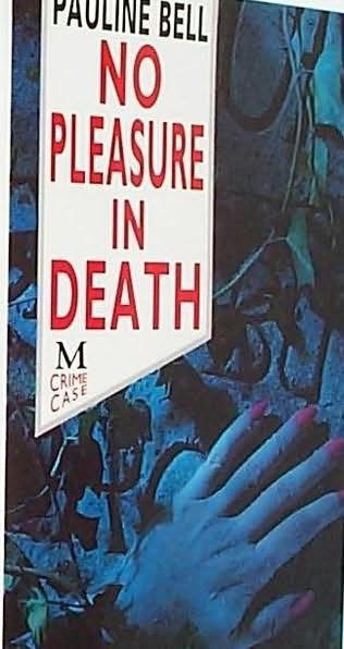 book cover of No Pleasure in Death