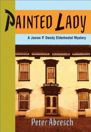 book cover of Painted Lady