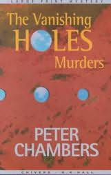 book cover of The Vanishing Holes Murders