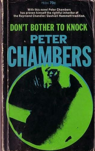book cover of Don\'t Bother to Knock