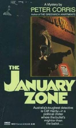 book cover of The January Zone