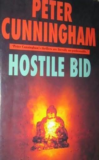 book cover of Hostile Bid