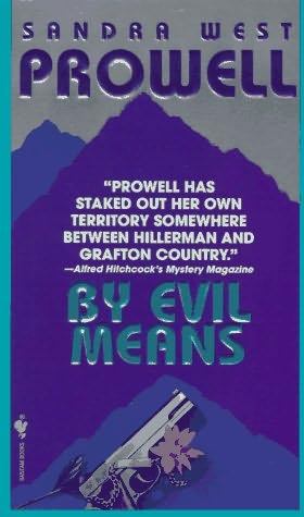 book cover of By Evil Means