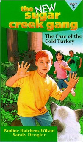 book cover of The Case of the Cold Turkey