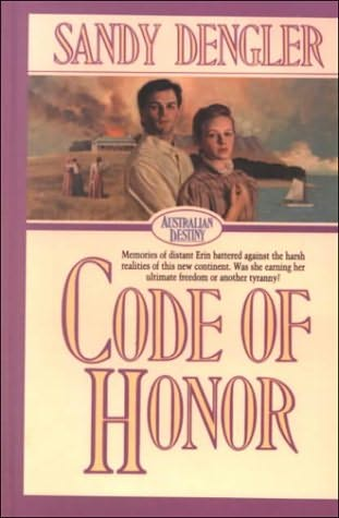 book cover of Code of Honor
