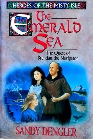 book cover of The Emerald Sea