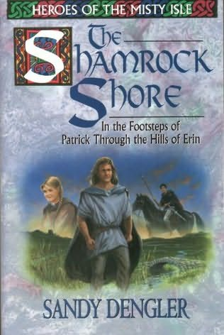 book cover of The Shamrock Shore
