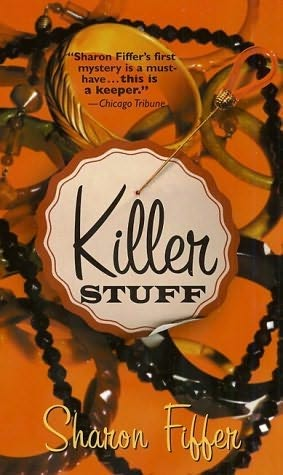 book cover of Killer Stuff