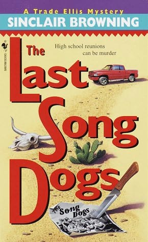 book cover of The Last Song Dogs