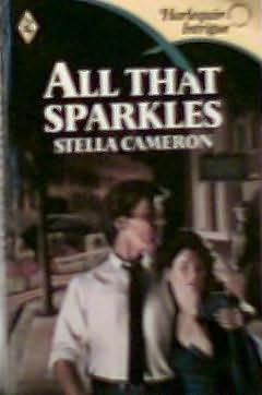book cover of All That Sparkles