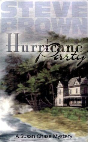 book cover of Hurricane Party