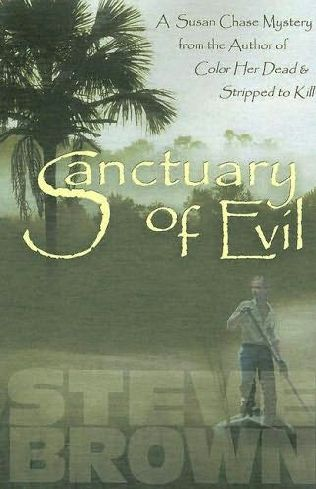 book cover of Sanctuary of Evil