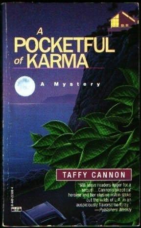 book cover of A Pocketful of Karma