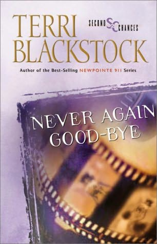 book cover of Never Again Good-Bye