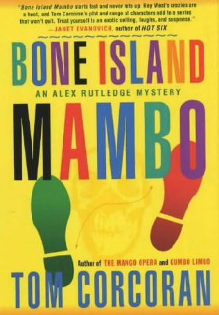 book cover of Bone Island Mambo