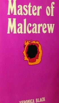 book cover of Master of Malcarew