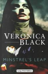 book cover of Minstrel\'s Leap