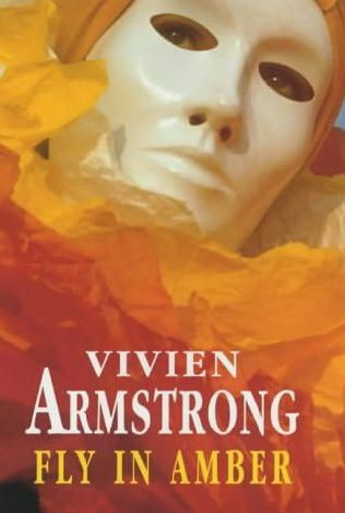 book cover of Fly in Amber