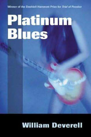 book cover of Platinum Blues